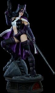 DC Comics Batman Huntress Premium Format Figura 1 4 Statue Sideshow