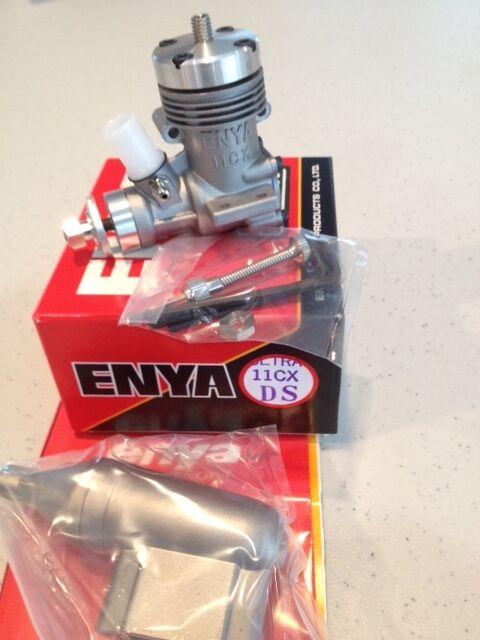 ENYA. ULTRA 11CXDS Stunt Diesel Nuevo En Caja Modelo Actual