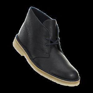 5342558864a6e Men s Clarks Originals Desert Boots Dark Navy Tumbled Leather 261 ...