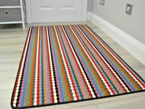 New Small Large Modern Washable Non-Slip Long Hall Kitchen Heavy Duty Rugs Mats