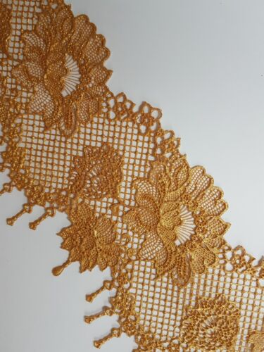 Edible Lace Flower Drop Decorative Cake Strip, Wedding, Cakes, Cupcakes
