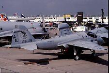 Original colour slide A-6E Intruder 155636/AE-501 of VA-176 US Navy