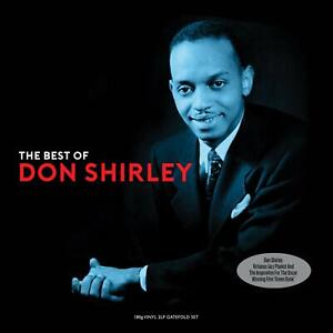 Don-Shirley-BEST-OF-24-Essential-Songs-COLLECTION-Gatefold-NEW-SEALED-VINYL-2-LP