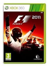 Xbox 360 - F1 2011 (Formula 1) **New & Sealed** Official UK Stock