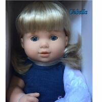American Girl Bitty Twin Blonde Girl Blue Eyes Single,outfit Book Doll