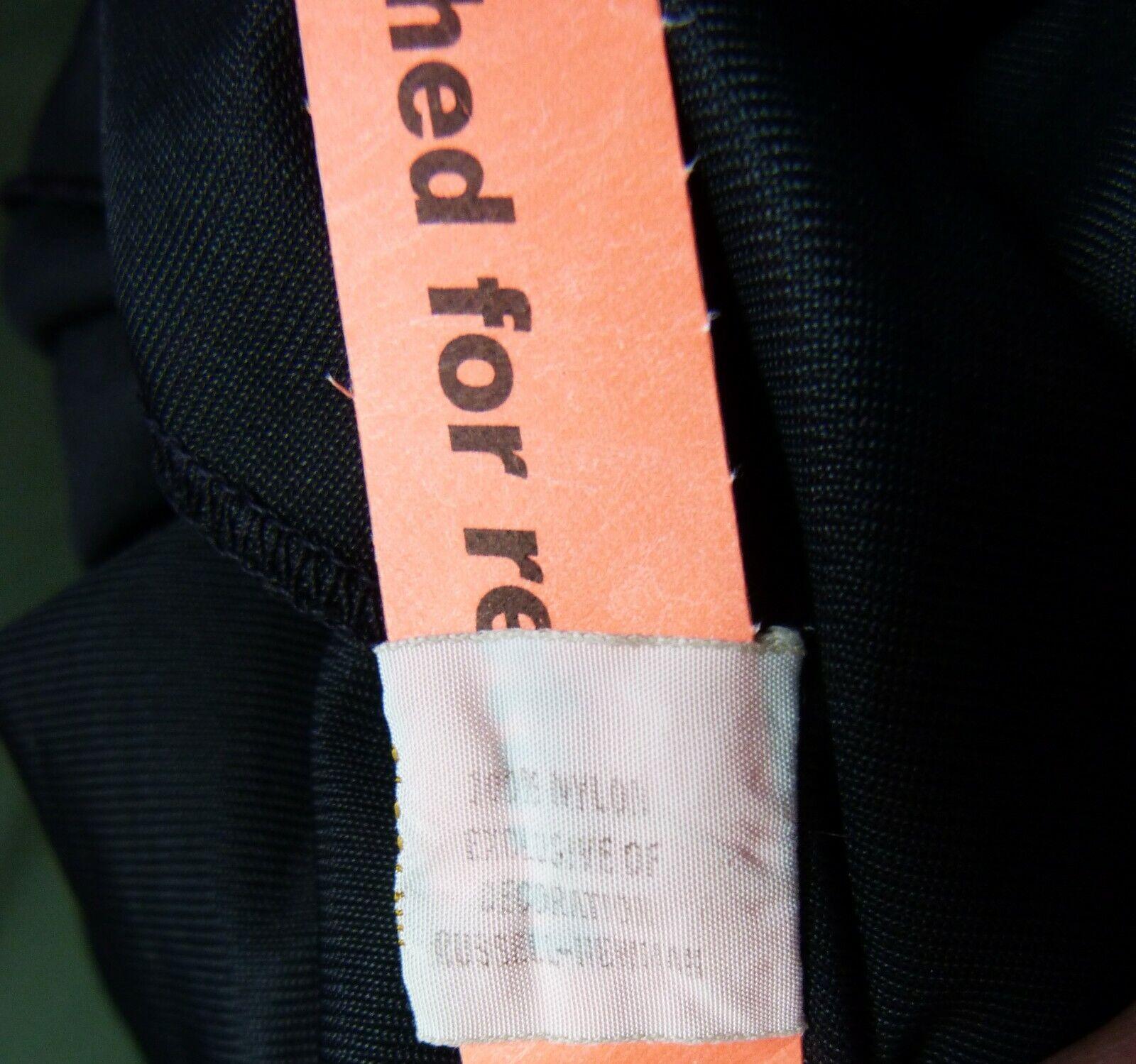 Texsheen Size Medium Full Slip Nightgown - image 11