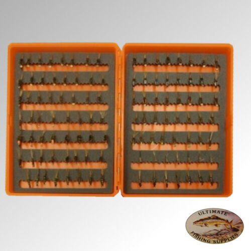 UFS Fly Box of 112 Flies - Diawl Bachs
