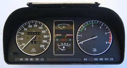 D BMW E28 Chrom Tachoringe aus poliertem Edelstahl mehr Artikel im Shop