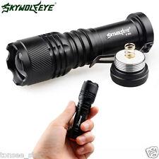 6000LM ZOOMBARE CREE Q5 LED Taschenlampe AA/14500 3 Modi Mini Torch Super hell