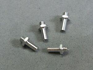 Viper-Pro-Trax-Aluminum-Screw-In-Lexan-Body-Post-Set-BSRT-Tomy-New