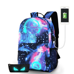 Night-Luminous-Backpack-Anti-Theft-Laptop-Bag-School-Shoulder-Bags-With-USB-Port