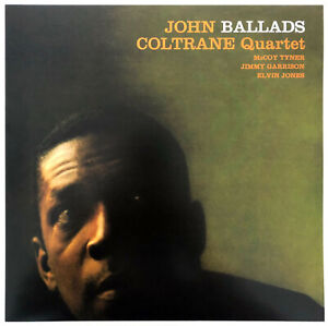 John-Coltrane-Quartet-LP-Ballads-Limited-Edition-180-Gram-Orange-Vinyl