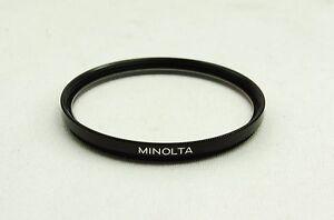 Ship-in-24-Hours-Minolta-AC-L37-UV-Black-Screw-In-49mm-Filter