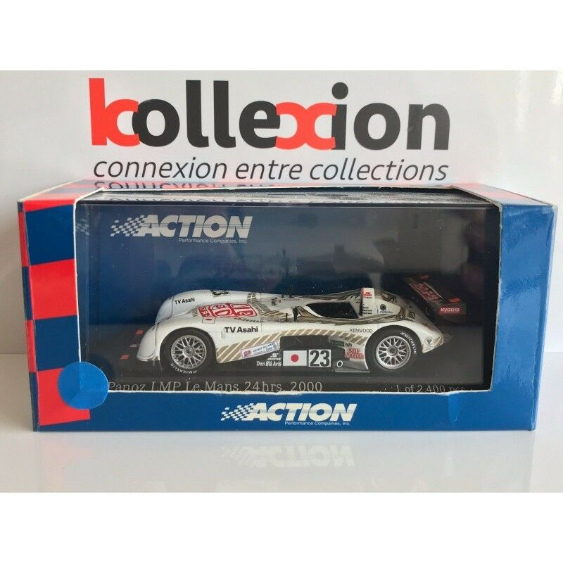 PANOZ LM Roadster Dragon n°23 Le Mans 2000