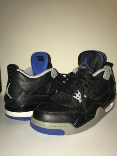 Nous bleu Alternate noir Sz 9 Hommes royal Jordan Motorsport Air 5 4 Basketball Hqw8PfU