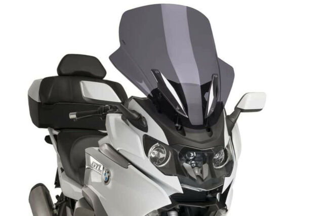 BMW K 1600 GT / GTL 2014 > PUIG SCREEN DARK SMOKE TOURING WINDSCREEN