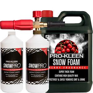ProKleen-Snow-Foam-Lance-Car-Pressure-Wash-Compatible-Karcher-K2-K3-K4-K5-K6-K7