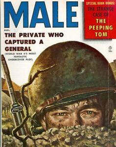 Male-August-1956-G-VG-Lunatic-Revot-of-Koje-Do