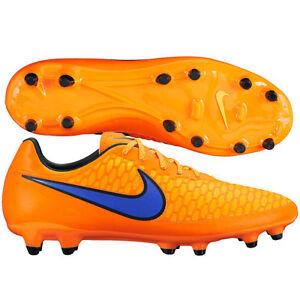 85584962a462 Nike Magista Onda FG 2015 Soccer Shoes Brand New Orange   Purple ...