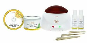 Gigi-Brazilian-Pro-Professional-Wax-Waxing-Kit-Heater-Hard-Wax-Training-DVD