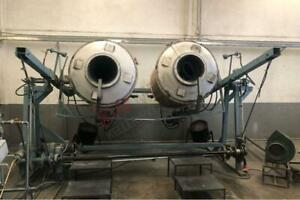Fabrica de tinacos, planta de Rotomoldeo, se vende maquinaria con toda la implementación correspo...