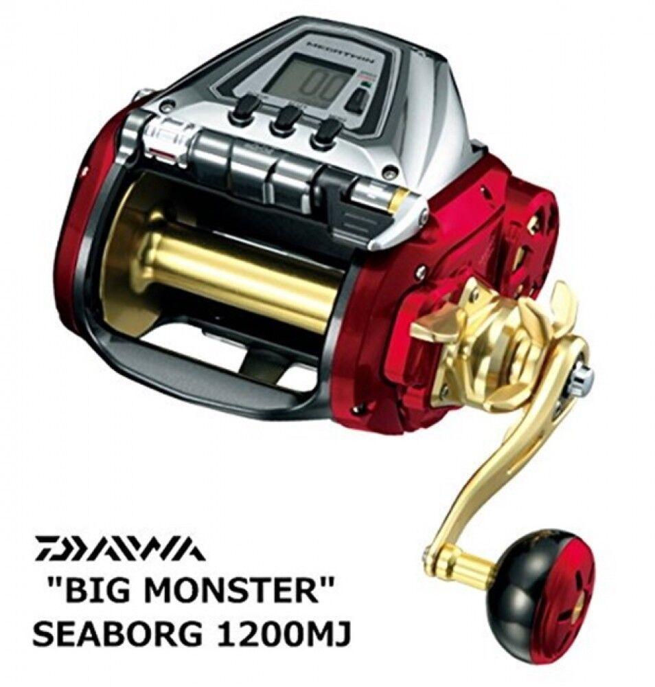 2017 NEW Daiwa SEABORG 1200MJ English Display Electric Reel Free Shipping