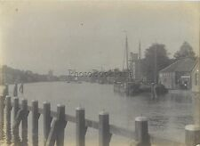 Broek in Waterland Pays-Bas Nederland Vintage argentique sept. 1905