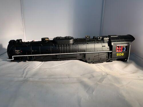 6308077002 SHELL / BOILER W/CAB / VIRG SCALE BERK #508 (bud45)