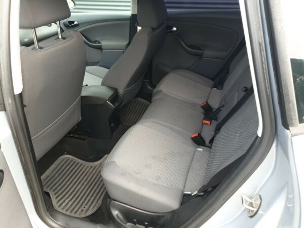 Seat Toledo 2,0 TDi Stylance billede 6