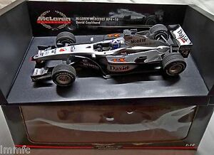 McLAREN-MERCEDES-MP4-16-F1-David-COULTHARD-MINICHAMPS-1-18-Formula-1
