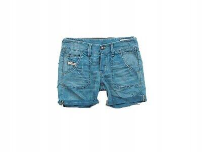 *m Diesel Womens Jean Shorts Jeans Pants Blue *xl* Preisnachlass