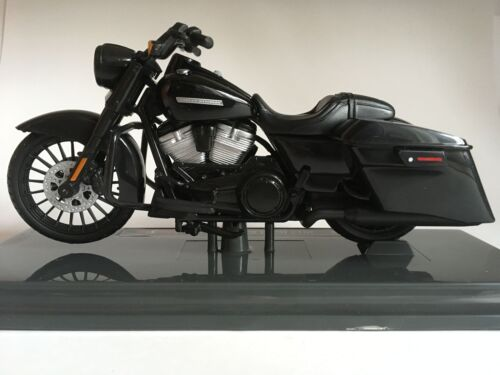 2017 Road Rey Special Maisto Moto 1:18 36 Harley Davidson Modelo
