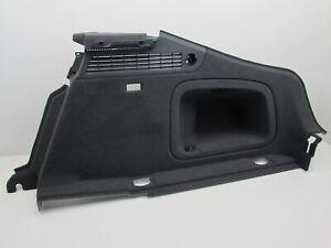 8T8863880M Side Fairing Boot Right Zsd Black Audi A5 8T Sportback