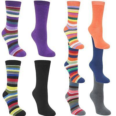 Begeistert Ladies Womens Thermal Socks Winter Warm Ski Walking Fancy Coloured Boots Adults