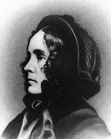 8x10 Photo: First Lady Jane Means Appleton Pierce, Wife Of Franklin Pierce
