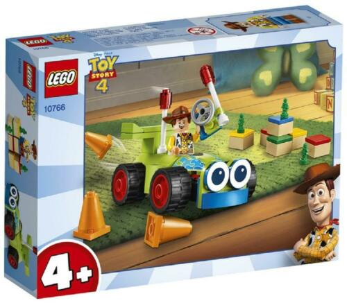 WOODY E RC TOY STORY 4 LEGO JUNIORS 10766