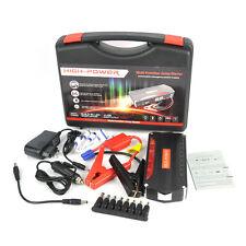 68800mAh 4 USB Car Jump Starter Emergency Charger Booster Power Bank Battery 12V
