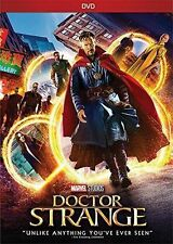 Doctor Strange (DVD 2016)NEW* Action* Adventure * Thriller NOW SHIPPING !