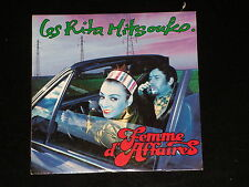 CD SINGLE - LES RITA MITSOUKO - FEMME D'AFFAIRES - 1993