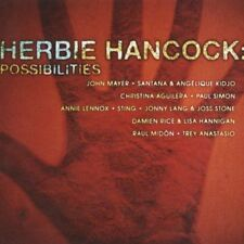 Possibilities by Herbie Hancock (CD, Aug-2005, Hear Music)