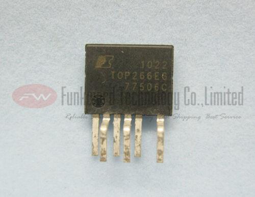 Power Integrations TOP266EG Off Line Switcher Regulator ESIP-6C x 10pcs