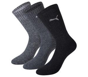 Puma 2 Paar CUSHIONED SNEAKERSOCKEN Sport Sneaker Socken Strümpfe 261085001