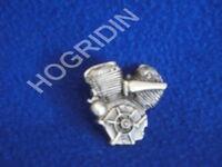Harley Davidson Motorcycle Classic Vintage Flathead Biker Pin Badge Hat Lapel
