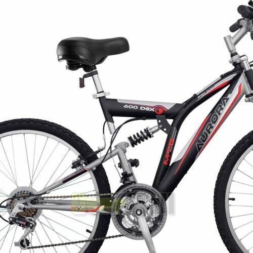 Most Comfortable Big Bum Bike Seat for Men Padded Bicycle Saddle Soft Cushion