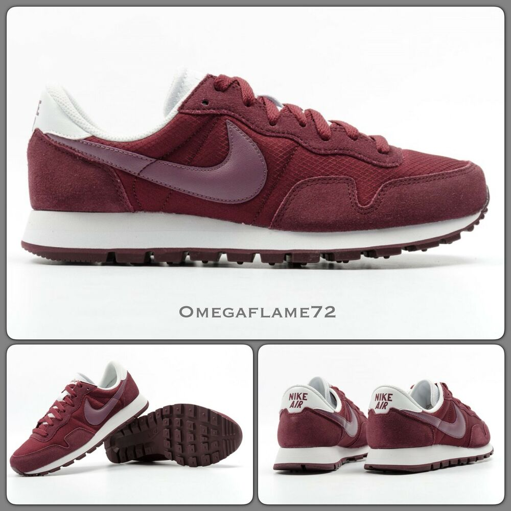 Nike Air Pegasus 83 OG, 827921-600, UK 8, EU 42.5, US 9, équipe Rouge & Blanc-