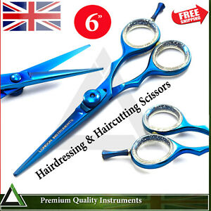 Professional-Hairdressing-Scissor-Shear-Hair-Cutting-Sharp-Razor-Blades