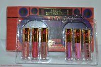 Buxom Don't Miss A Beat 6 Piece Mini Full-on Lip Polish Set Great Gift Idea