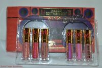 Buxom Don't Miss A Beat 6 Piece Mini Full-on Lip Polish Set Great Gift Idea