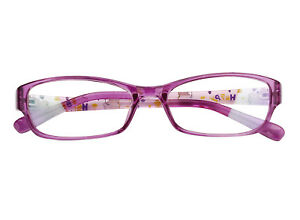Kids-Children-Cartoon-Candy-Colour-Cute-Glasses-Frame-Eyewear-Clear-Lenses-RX