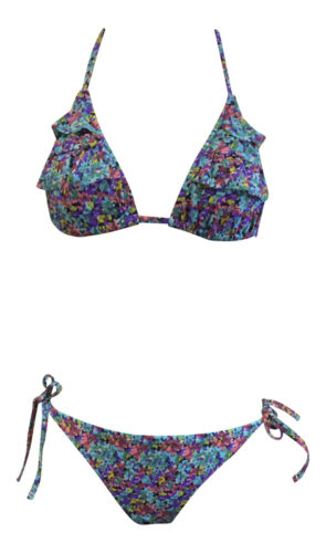 Urban Outfitters Bikini set Triangle top bottoms Bikini UK SELLER Ladies Ex